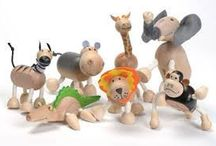Let's Play! / Fun, eco-friendly, non-toxic toys for your little!