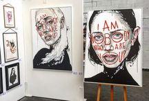 Arte y lo Abstracto / Ideas y proyectos