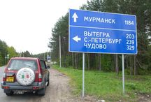 Russia 2012 - Saint Petersburg to Murmansk