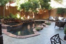 Backyard Oasis / by Stacy Conrad