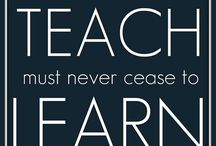 Teaching  - a part of my life!