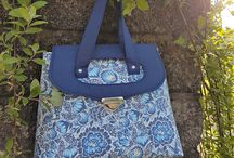 Bag of the Month club patterns