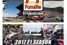 2017 F1 Fansite Photo Calendar / Make chance to get the 2017 F1 Fansite Season Photo Calendar for free!!!!