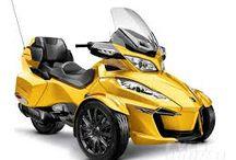 Can-Am Spyder : Trikes: Chopper