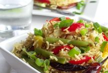 Thai Food / The Thai food is very famous worldwide as it constitutes amazing blend of aquatic animals, plants and herbs.