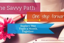Follow the Savvy Path