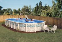 Doughboy Above Ground Pools / At Pools of Fun, we offer 3 different types of Above Ground Pools.