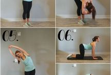 Yoga / Flows, poses and inspiration