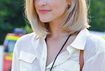 If I ever get the nerve or time...hair ideas