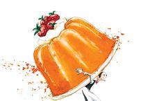 Food Illustrations / by Salman Hakim