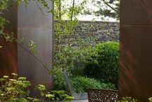 Staal in de tuin | Inspiratie