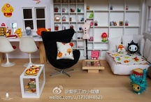 Office/craft/play room / by Chrysteana Eigenbrode