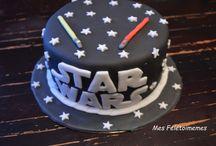 Idées gâteau Star Wars / idées de gateau Star Wars pour les 11 ans de mon cousin