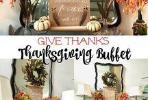 Holidays - Fall, Thanksgiving
