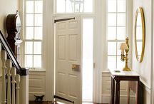 Interior - Hallways and Foyers / by Haley Wertz