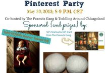 #MAYhemformoms / #MAYhemformoms Pinterest Party - May 30, 2013 8-9pm CST / by Toddling Around Chicagoland