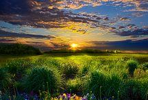 tramonti favolosi