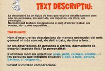 Gèneres text descriptiu