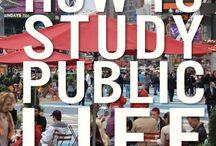 Public Space - Public Realm
