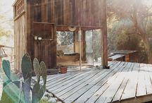 Shed/backyard