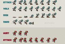 2D Game Character