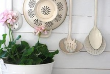 Country chic / Kitchen decor