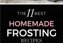 Homemade Baking Inspiration / Ideas for delicious homemade baked goods