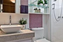 Banheiros Decorados Pequeno