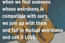"""Dr Seuss's Wisdom / Wit and wisdom of the beloved writer Dr. Seuss""""  / by Imelda Whitfield"""