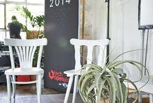 """EVRGREEN meets TOA Berlin 2014 / Dekoration mit Luftpflanzen ganz nach unserem Motto """"Luft & Liebe"""""""