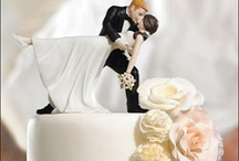 Wedding Stuff- Cake Toppers