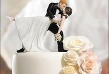 Wedding Stuff- Cake Toppers