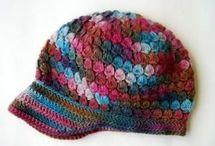 uncinetto cappelli