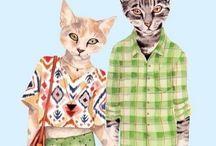 Gatos y Gatas