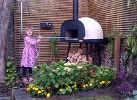 Jamie Oliver Dome 60 Oven / A wonderful preassembled wood fired oven