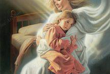 Anioły i aniołki / o dobrych duchach