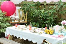 PAR&PIC / Parties and Picnics!