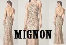 MIGNON / Shop the stunning gowns by Mignon: http://www.missesdressy.com/dresses/designers/mignon