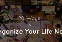 Simplify / New Years resolutions simplify declutter and make life easier