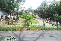 Dijual Tanah tepi Jl. Pandanaran area jalan Kaliurang km 12