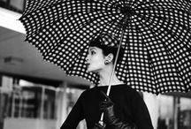 Chic / Fashion, Audrey, retro, black and whites
