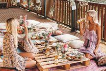 Birthday picnics