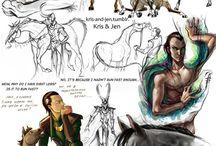 Loki and Kids
