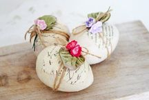 idee per evento pasqua / organizing for our association an event dedicated to spring and easter... ideas and tips for craft