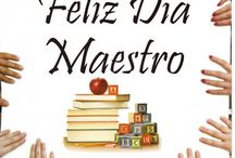 Día del maestro / Teacher's day
