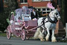 svatební kočár