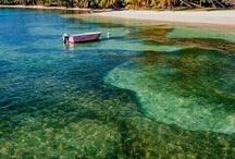 dream places / Reiseziele hin oder her, da wo es auch noch schön ist
