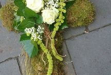 kytice na hroby