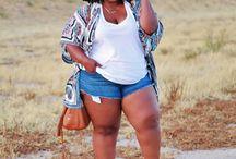 Blackwomen vollschlank