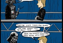 Star Wars humor / Star Wars humor